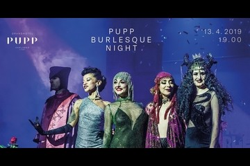 Pupp Burlesque Night