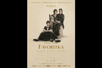 Favoritka/The Favourite