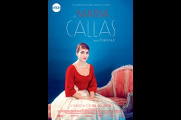 Projekce pro seniory Já, Maria Callas/Maria by Callas
