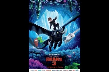 Jak vycvičit draka 3/How to Train Your Dragon: The Hidden Wo